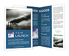 Industry Pollution Brochure Templates