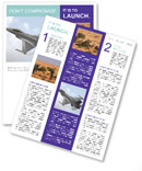 Air Force Newsletter Template