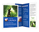 Leafage Of Tree Brochure Templates