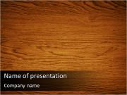 Wooden Surface PowerPoint Templates
