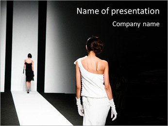 Fashion Show PowerPoint Template
