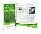 Grass Surface Brochure Templates