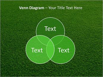 Herbe Surface Modèles des présentations  PowerPoint - Diapositives 13