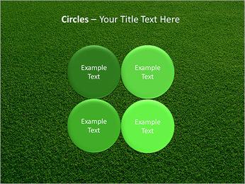 Herbe Surface Modèles des présentations  PowerPoint - Diapositives 18