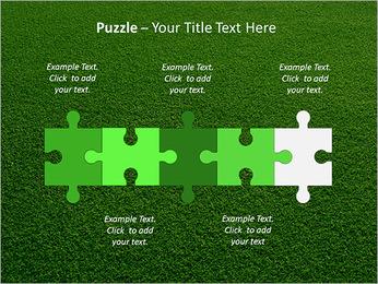 Herbe Surface Modèles des présentations  PowerPoint - Diapositives 21