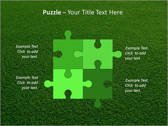 Herbe Surface Modèles des présentations  PowerPoint - Diapositives 23