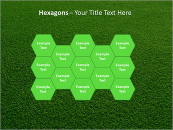 Herbe Surface Modèles des présentations  PowerPoint - Diapositives 24
