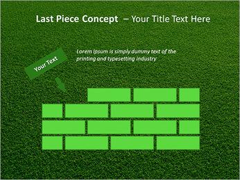 Herbe Surface Modèles des présentations  PowerPoint - Diapositives 26