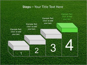 Herbe Surface Modèles des présentations  PowerPoint - Diapositives 44