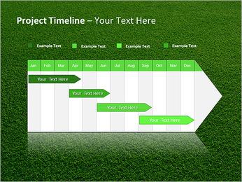 Herbe Surface Modèles des présentations  PowerPoint - Diapositives 5