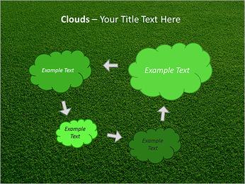 Herbe Surface Modèles des présentations  PowerPoint - Diapositives 52