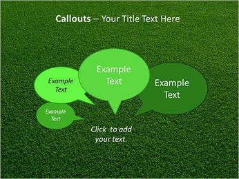 Herbe Surface Modèles des présentations  PowerPoint - Diapositives 53