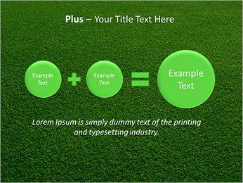 Herbe Surface Modèles des présentations  PowerPoint - Diapositives 55