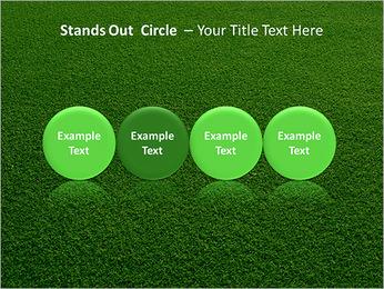 Herbe Surface Modèles des présentations  PowerPoint - Diapositives 56