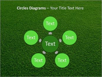 Herbe Surface Modèles des présentations  PowerPoint - Diapositives 58