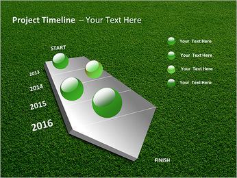 Herbe Surface Modèles des présentations  PowerPoint - Diapositives 6