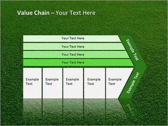 Herbe Surface Modèles des présentations  PowerPoint - Diapositives 7