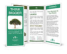 Green Tree Brochure Templates