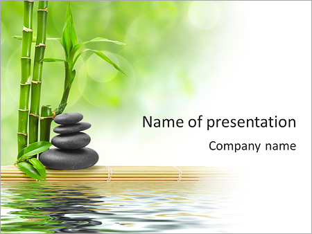 Relaxing powerpoint template backgrounds id 0000004051 relaxing powerpoint templates toneelgroepblik Gallery