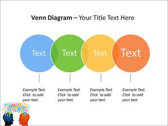 La comunicación vía red social Plantillas de Presentaciones PowerPoint - Diapositiva 12
