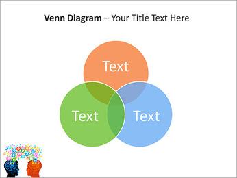 La comunicación vía red social Plantillas de Presentaciones PowerPoint - Diapositiva 13