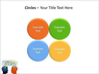 La comunicación vía red social Plantillas de Presentaciones PowerPoint - Diapositiva 18