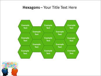 La comunicación vía red social Plantillas de Presentaciones PowerPoint - Diapositiva 24