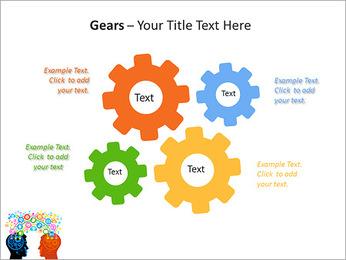 La comunicación vía red social Plantillas de Presentaciones PowerPoint - Diapositiva 27