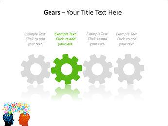 La comunicación vía red social Plantillas de Presentaciones PowerPoint - Diapositiva 28