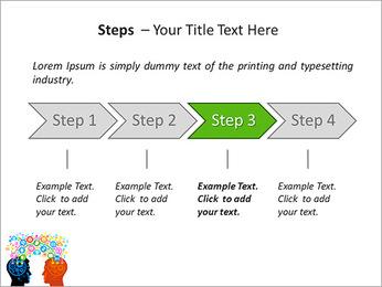 La comunicación vía red social Plantillas de Presentaciones PowerPoint - Diapositiva 4