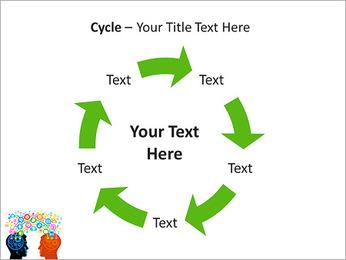 La comunicación vía red social Plantillas de Presentaciones PowerPoint - Diapositiva 42