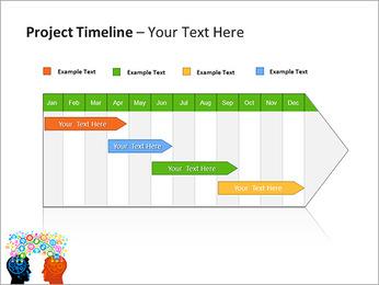 La comunicación vía red social Plantillas de Presentaciones PowerPoint - Diapositiva 5