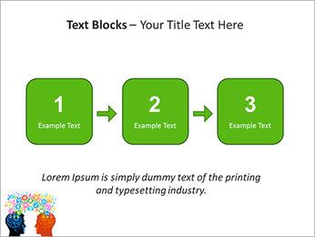 La comunicación vía red social Plantillas de Presentaciones PowerPoint - Diapositiva 51