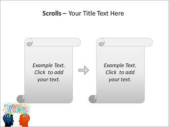 La comunicación vía red social Plantillas de Presentaciones PowerPoint - Diapositiva 54