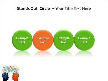 La comunicación vía red social Plantillas de Presentaciones PowerPoint - Diapositiva 56