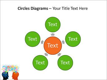 La comunicación vía red social Plantillas de Presentaciones PowerPoint - Diapositiva 58