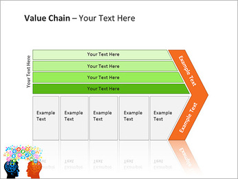 La comunicación vía red social Plantillas de Presentaciones PowerPoint - Diapositiva 7