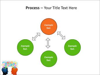 La comunicación vía red social Plantillas de Presentaciones PowerPoint - Diapositiva 71