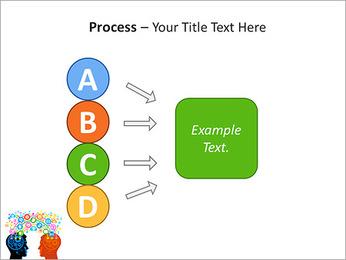 La comunicación vía red social Plantillas de Presentaciones PowerPoint - Diapositiva 74