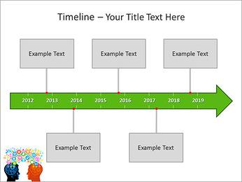 La comunicación vía red social Plantillas de Presentaciones PowerPoint - Diapositiva 8