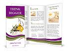 Olive Oil Brochure Templates