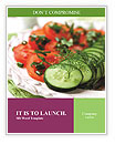 Cucumber And Tomato Word Templates