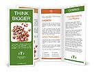 Healthy Hazelnut Brochure Templates