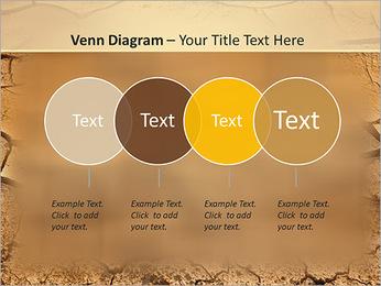 Sols secs Modèles des présentations  PowerPoint - Diapositives 12