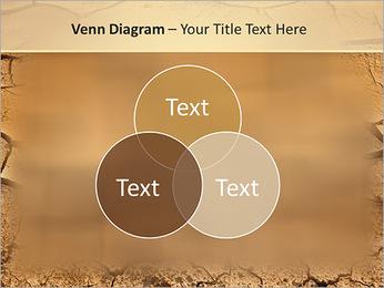 Sols secs Modèles des présentations  PowerPoint - Diapositives 13