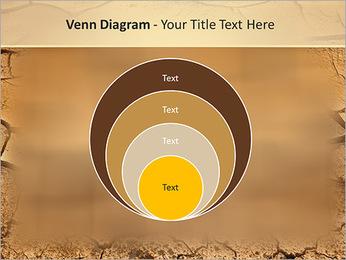 Sols secs Modèles des présentations  PowerPoint - Diapositives 14