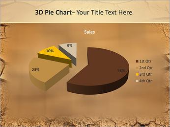Sols secs Modèles des présentations  PowerPoint - Diapositives 15