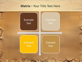 Sols secs Modèles des présentations  PowerPoint - Diapositives 17
