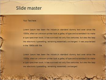 Sols secs Modèles des présentations  PowerPoint - Diapositives 2