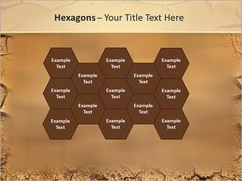 Sols secs Modèles des présentations  PowerPoint - Diapositives 24